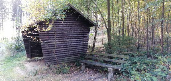 Schutzhütte