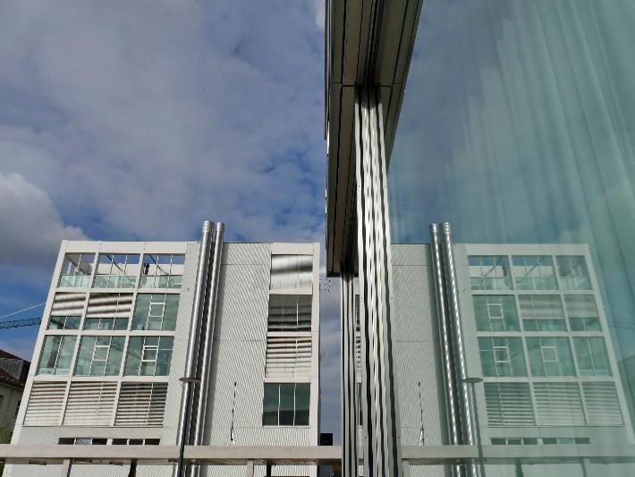 Architektur en el dreispitz areal for Architektur basel