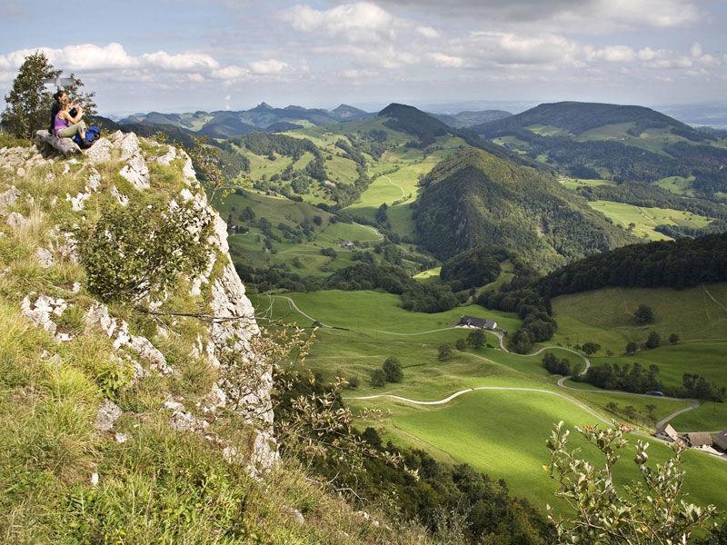 Weissenstein Waterfalls Trail Baselcom