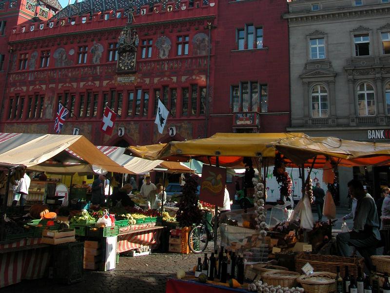 Marktplatz Baselcom