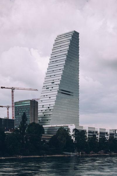 Top 26 Des Batiments D Architecture Moderne A Bale Basel Com