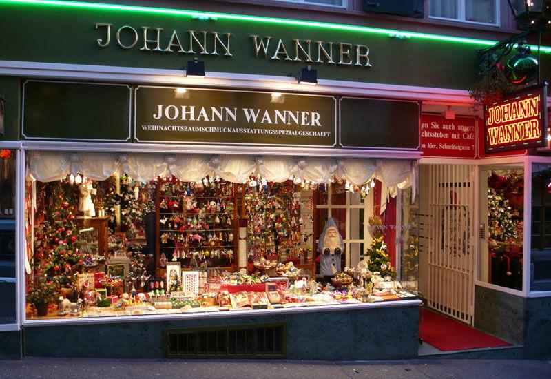 Christbaumkugeln Outlet.Johann Wanner Christmas House Basel Com