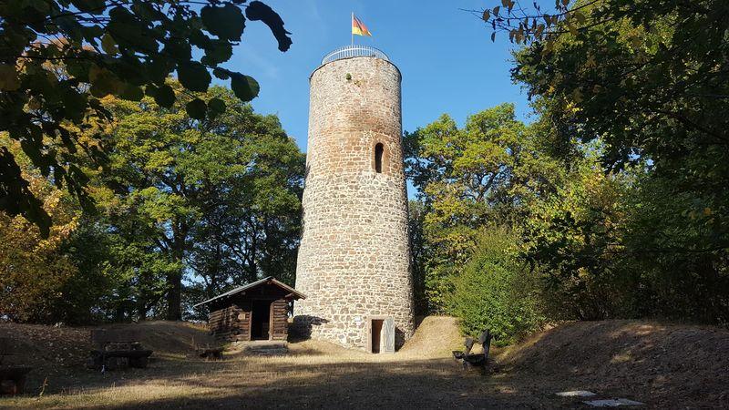 Battenberger Burgenweg