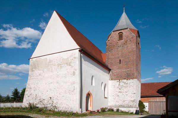 Filialkirche St. Margarethe in Huckenham