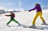 Im Skigebiet Arber lernen alle mit viel Spaß Skilaufen