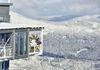 Tolle Aussichten im Skigebiet Arber