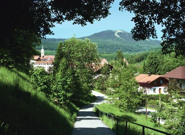 Bayerisch Eisenstein - Arbergemeinde mitten im Nationalpark