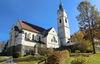 Die Kath. Pfarrkirche St. Johannes Nepomuk in Bayerisch Eisenstein
