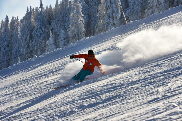 Alpiner Skispaß rund um den Großen Arber