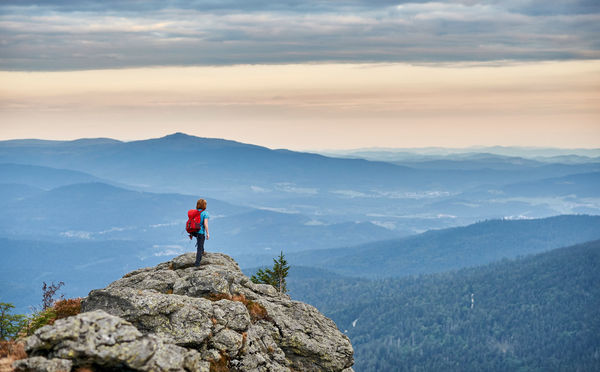 Grandiose Panoramen auf dem großen Arber