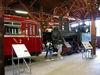 Interessantes über die Eisenbahn gibts im Localbahnmuseum Bayerisch Eisenstein