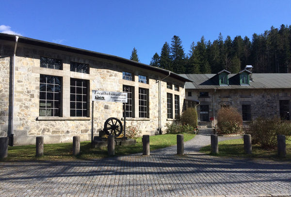 Das Localbahnmuseum in Bayerisch Eisenstein