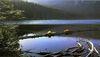 Schwarzer See (Cerne jezero) im Sumava (Böhmerwald)