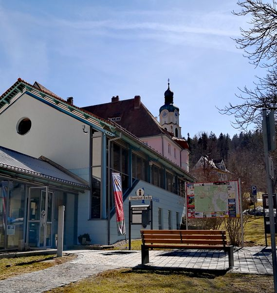 Tourist-Information Bayerisch Eisenstein