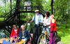 Radeln im Spreewald