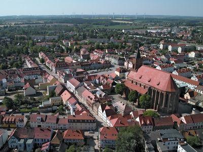 Historischer Stadtkern (c) Maik Smolarczyk | Aviapictures