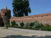Beeskower Stadtmauer, Foto: Carola Zenker