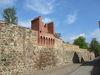 Beeskower Stadtmauer, Foto: Sandra Ziesig