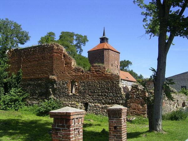Burg Beeskow, Foto: Burg Beeskow