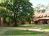 Innenhof der Burg Beeskow, Foto: Burg Beeskow