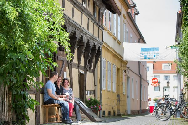 Ältestes Haus Beeskow, Foto: Florian Läufer