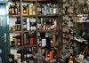 Whiskeyangebot, Foto: Celine Koch