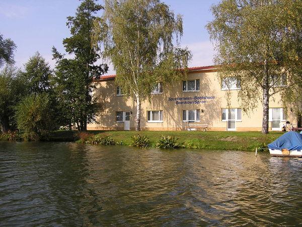 Bootshaus Beeskow, Foto: Tourismusverband Seenland Oder-Spree e.V.