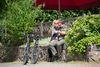 Fahrrad fahren in Beeskow, Foto: Florian Läufer