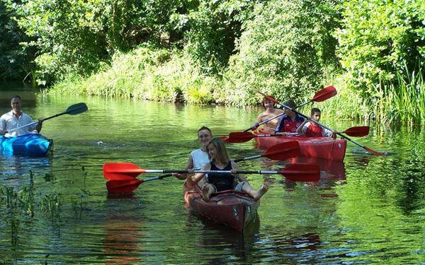 Erlebnis-Paddeln im UNESCO Biosphärenreservat Spreewald