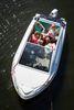 Motorboot, Marina Beeskow, Foto: Seenland Oder-Spree/Florian Läufer