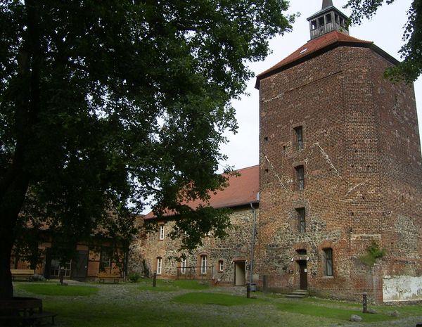 Regionalmuseum Burg Beeskow