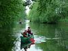 Mit dem Kanu auf der Spree, Foto: Albatros Outdoor