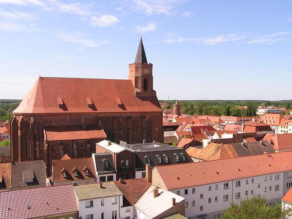 Kirche Beeskow, Foto: Tourismusverband Seenland Oder-Spree e.V.