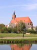 Kirche von der Spree, Foto: Tourismusverband Seenland Oder-Spree e.V.
