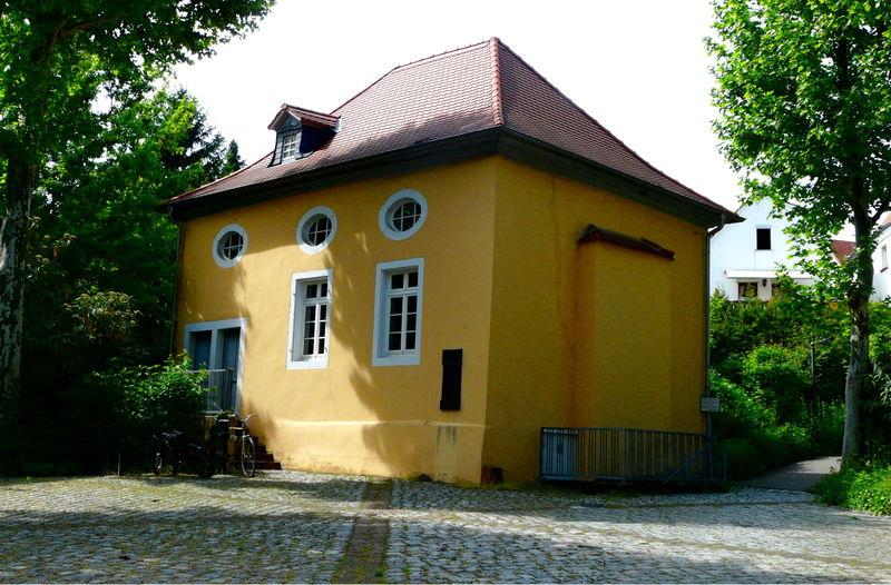 Auerbacher Synagoge