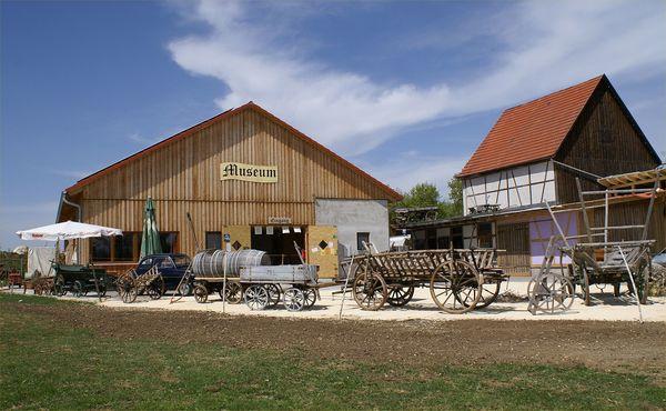 Kutschenmuseum in Bühlenhausen