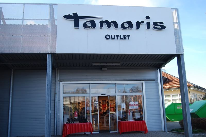 100% authentic 837f0 621d5 Tamaris Outlet Store | Bernau am Chiemsee