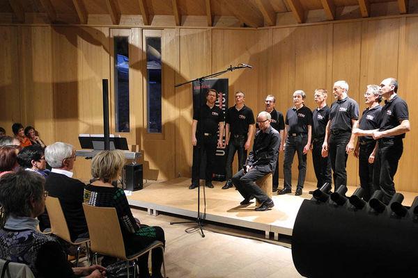 Kleinkunst im Forum erlebnis:holz in Bernau im Schwarzwald