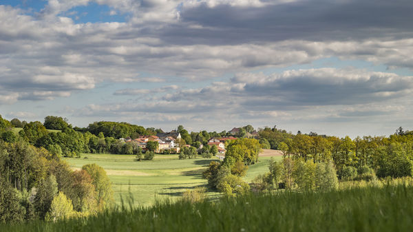 Blick auf Kürn (Gemeinde Bernhardswald)