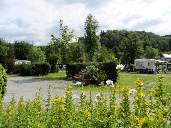 Natur pur im Campingland Bernrieder Winkel