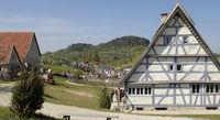 Das Albdorf im Freilichtmuseum Beuren