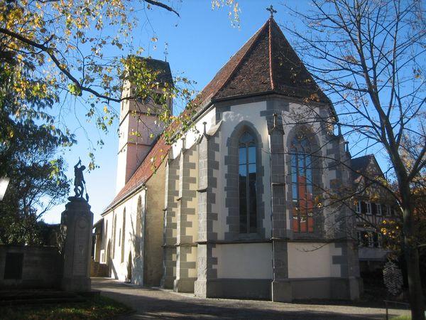 Nikolauskirche in Beuren