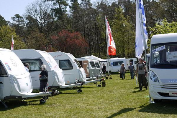 Camping, Reise, Automobil - Freigelände
