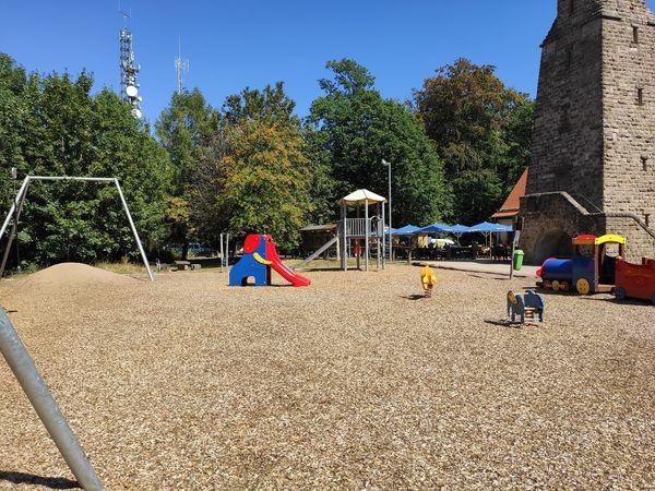Spielplatz am Höcherbergturm