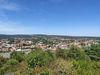 Ausblick auf die Stadt Bexbach und Umgebung