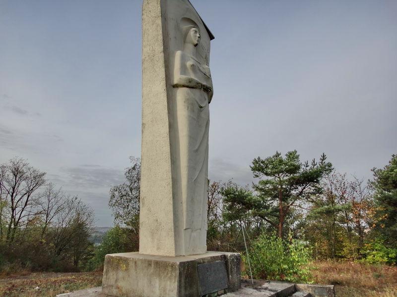 Statue Heilige Barbara in Bexbach