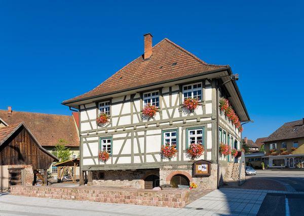 Museum in wunderschönem Fachwerkhaus