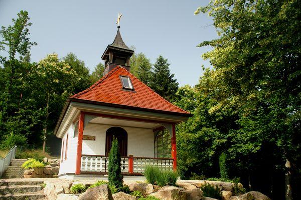 wunderschön restaurierte Kapelle