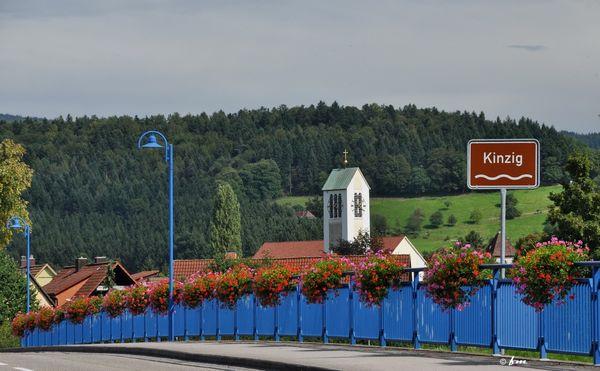 Ortsansicht Biberach/Baden