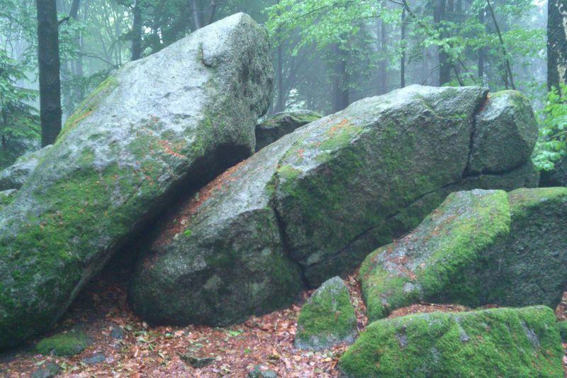 Götzenstein bei Birkenau